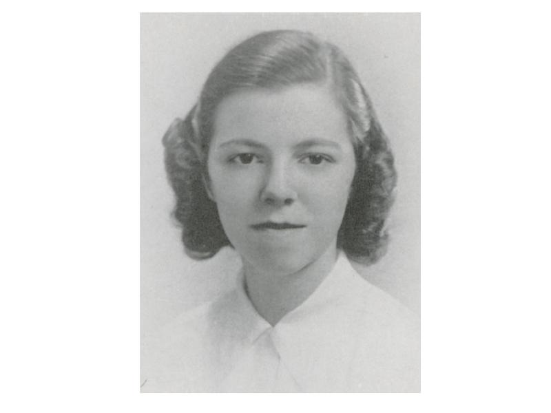 Anna Weber Heyboer '42