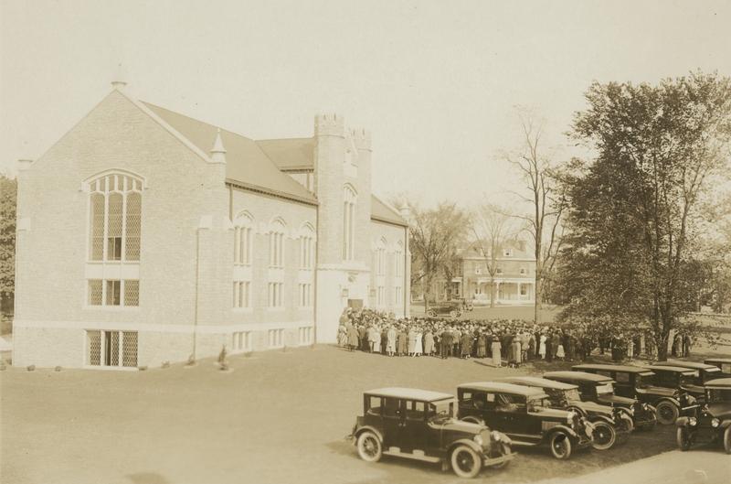 Historic John Stewart Memorial Library