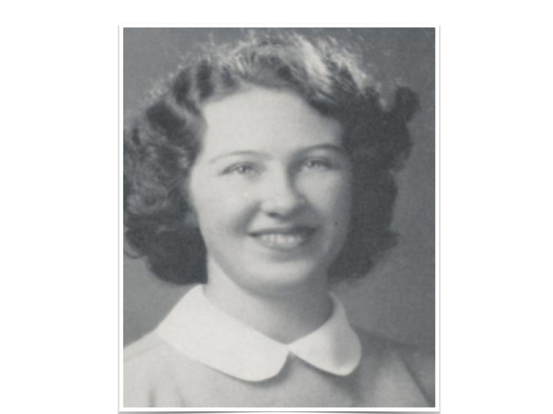 Gwendolyn Crawford Elliot '41