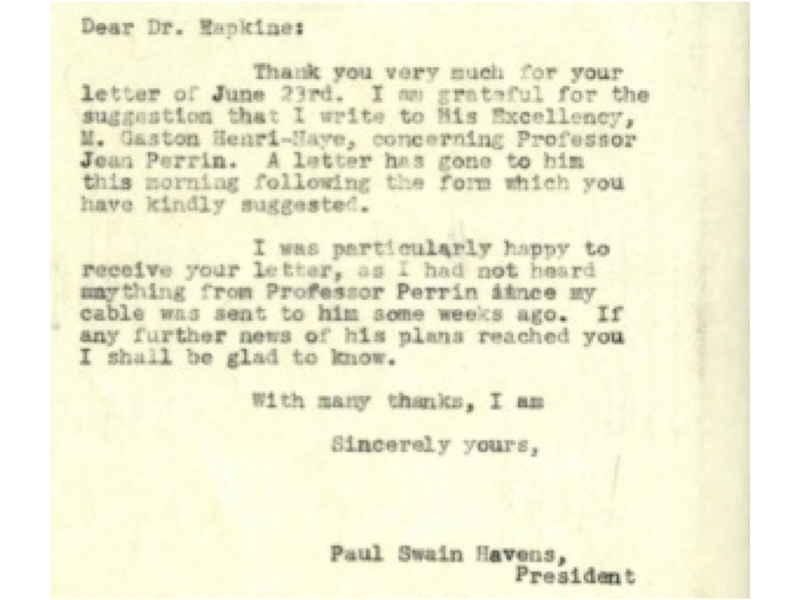 Letter from President Havens (Perrin).001.jpeg