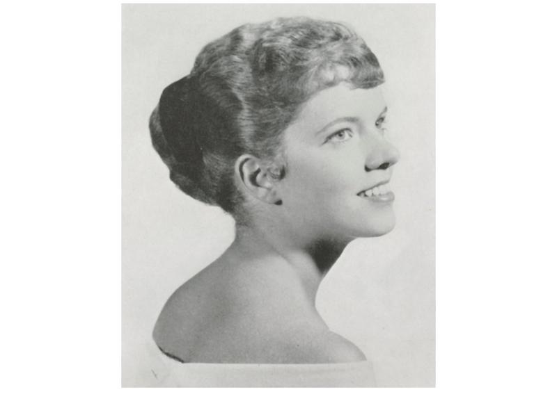 Beverly Kane Schaeffer '61