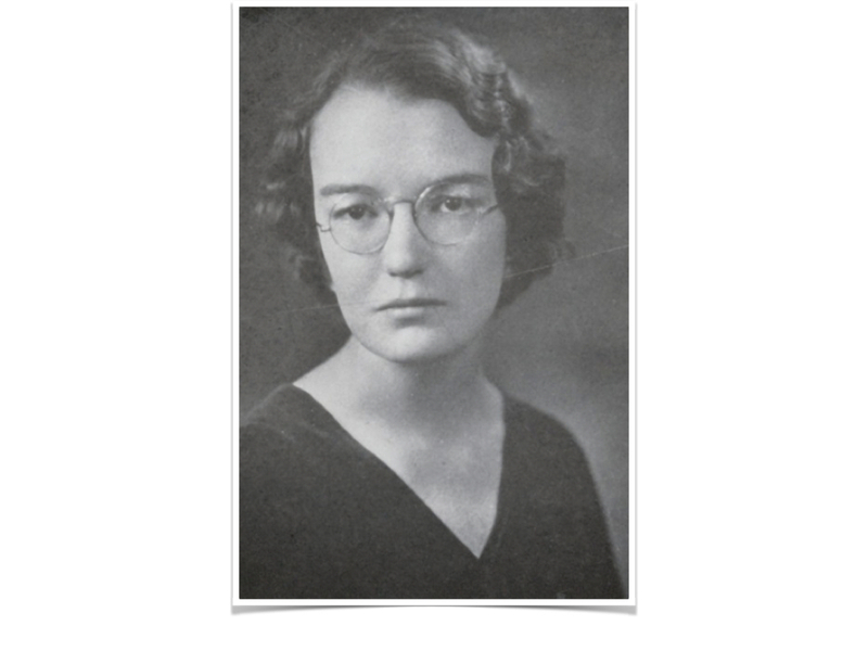 Rosedith Sitgreaves '35