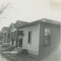 House on Nelson Street near COFO Office