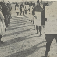 Protest in Greenville, Mississippi