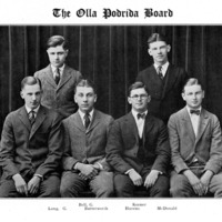 The Olla Podrida Board