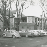 Library Exterior 1960s