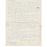 Letter from Pat Vail to her family, 1964-06-26