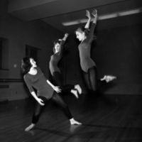 Trio rehearsal