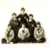 1915 Basketball Team