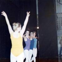 Quartet dance