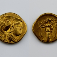 Amphipolis Gold stater