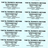 Young Women's Dinner tickets