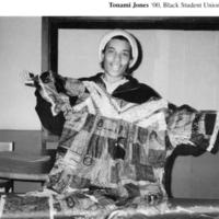 Tonami Jones '00