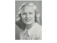 Dorothy Smith Miller '52