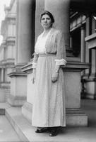 Hannah Patterson in Washington D.C,